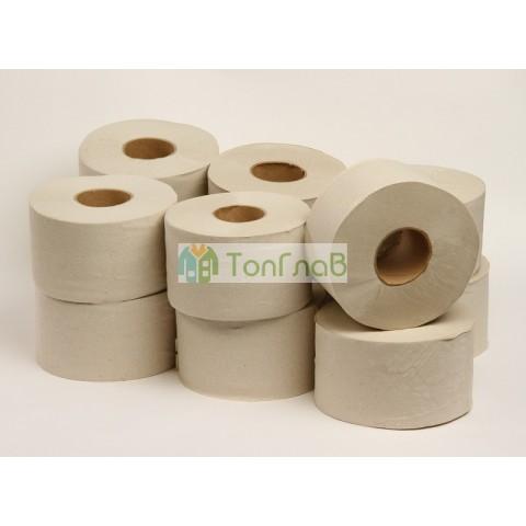 Туалетная бумага в рулонах 1сл.