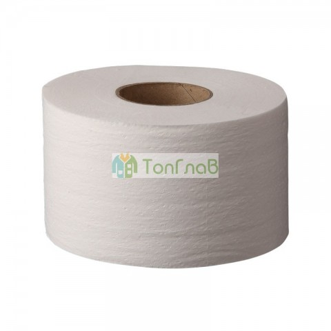 Туалетная бумага в рулонах 2сл