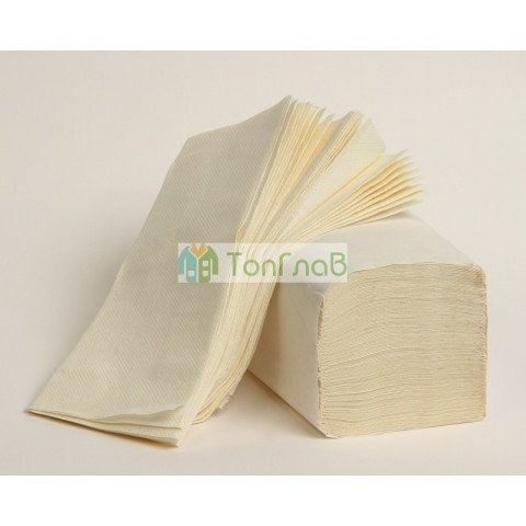 Однослойное бумажное полотенце