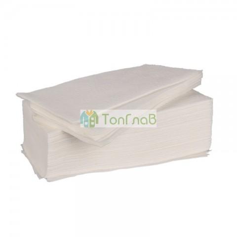 Двухслойное бумажное полотенце