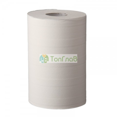 Однослойное рулонное полотенце